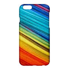 Rainbow Apple Iphone 6 Plus/6s Plus Hardshell Case by NSGLOBALDESIGNS2