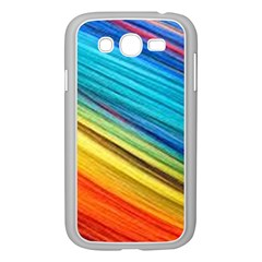 Rainbow Samsung Galaxy Grand Duos I9082 Case (white) by NSGLOBALDESIGNS2