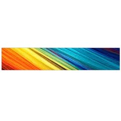 Rainbow Large Flano Scarf  by NSGLOBALDESIGNS2
