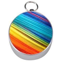 Rainbow Silver Compasses by NSGLOBALDESIGNS2