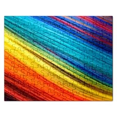Rainbow Rectangular Jigsaw Puzzl by NSGLOBALDESIGNS2
