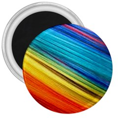 Rainbow 3  Magnets by NSGLOBALDESIGNS2