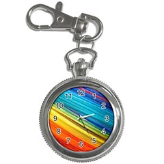 Rainbow Key Chain Watches by NSGLOBALDESIGNS2