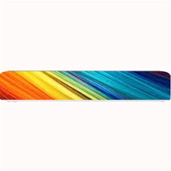 Rainbow Small Bar Mats by NSGLOBALDESIGNS2