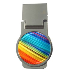 Rainbow Money Clips (round)  by NSGLOBALDESIGNS2
