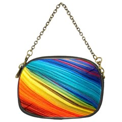 Rainbow Chain Purse (two Sides) by NSGLOBALDESIGNS2