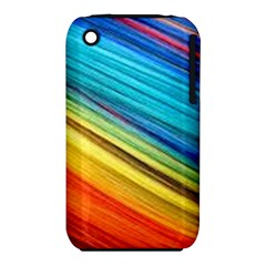 Rainbow Iphone 3s/3gs by NSGLOBALDESIGNS2