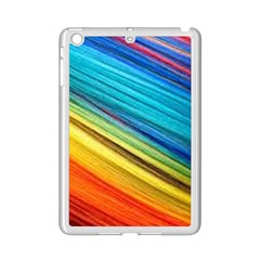Rainbow Ipad Mini 2 Enamel Coated Cases by NSGLOBALDESIGNS2