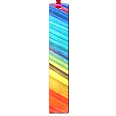 Rainbow Large Book Marks by NSGLOBALDESIGNS2
