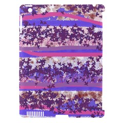 Abstract Pastel Pink Blue Apple Ipad 3/4 Hardshell Case (compatible With Smart Cover) by snowwhitegirl