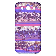 Abstract Pastel Pink Blue Samsung Galaxy S3 S Iii Classic Hardshell Back Case by snowwhitegirl