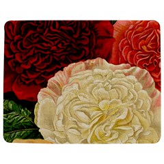 Vintage Carnation Flowers Jigsaw Puzzle Photo Stand (rectangular) by snowwhitegirl