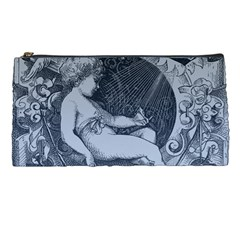 Victorian Angel With Shining Light Pencil Cases by snowwhitegirl