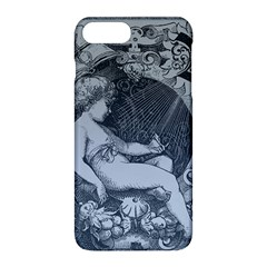 Victorian Angel With Shining Light Apple Iphone 8 Plus Hardshell Case by snowwhitegirl