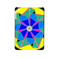 Mandala Wheel Pattern Ornament Ipad Mini 2 Hardshell Cases