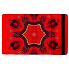 Chakra Art Heart Healing Red Apple Ipad Pro 12 9   Flip Case by Simbadda