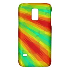 Graphic Kaleidoscope Geometric Samsung Galaxy S5 Mini Hardshell Case