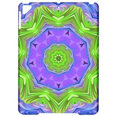 Abstract Art Colorful Apple Ipad Pro 9 7   Hardshell Case by Simbadda