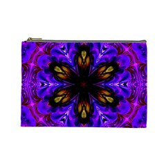 Abstract Art Abstract Background Cosmetic Bag (large)