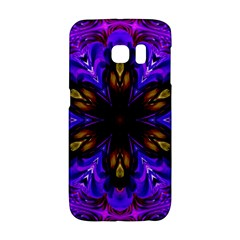 Abstract Art Abstract Background Samsung Galaxy S6 Edge Hardshell Case