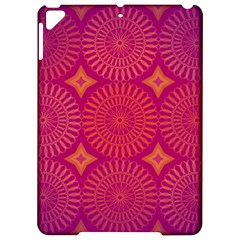 Flower Wheel Chakra Mandala Modern Apple Ipad Pro 9 7   Hardshell Case