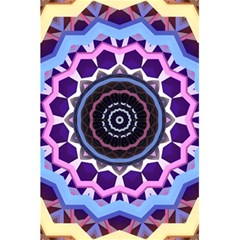 Mandala Art Design Pattern 5 5  X 8 5  Notebook