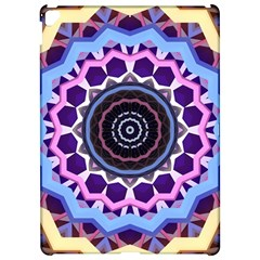 Mandala Art Design Pattern Apple Ipad Pro 12 9   Hardshell Case