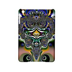 Fractal Art Artwork Design Pattern Ipad Mini 2 Hardshell Cases