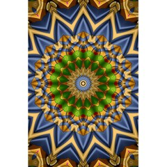 Abstract Antique Art Background Pattern 5 5  X 8 5  Notebook by Simbadda