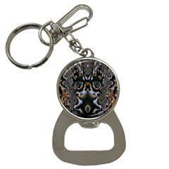 Art Fractal Artwork Design Bottle Opener Key Chains