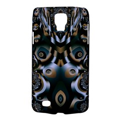Art Fractal Artwork Design Samsung Galaxy S4 Active (i9295) Hardshell Case