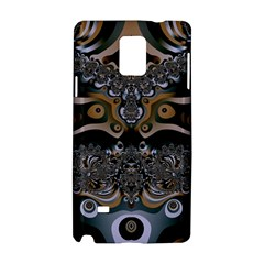 Fractal Art Artwork Design Samsung Galaxy Note 4 Hardshell Case