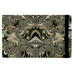 Fractal Art Artwork Design Apple Ipad Pro 9 7   Flip Case by Simbadda