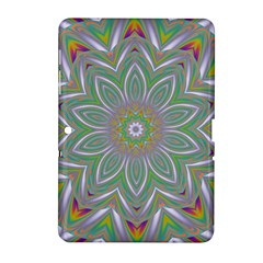Abstract Art Colorful Texture Samsung Galaxy Tab 2 (10 1 ) P5100 Hardshell Case