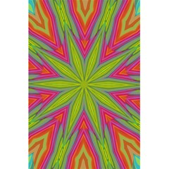 Pattern Art Abstract Art Abstract Background 5 5  X 8 5  Notebook