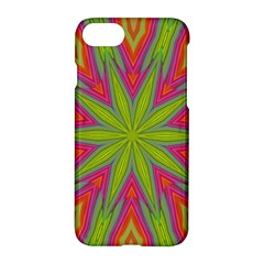 Pattern Art Abstract Art Abstract Background Apple Iphone 7 Hardshell Case