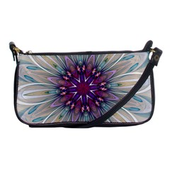 Mandala Kaleidoscope Ornament Shoulder Clutch Bag