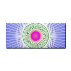 Flower Abstract Floral Hand Towel by Simbadda