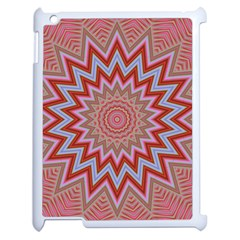 Abstract Art Abstract Background Art Pattern Apple Ipad 2 Case (white) by Simbadda