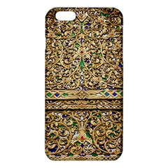 Gold Pattern Decoration Golden Iphone 6 Plus/6s Plus Tpu Case by Simbadda