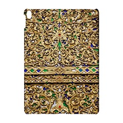 Gold Pattern Decoration Golden Apple Ipad Pro 10 5   Hardshell Case by Simbadda