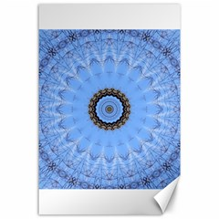 Mandala Graphics Decoration Canvas 24  X 36