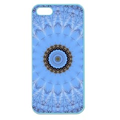 Mandala Graphics Decoration Apple Seamless Iphone 5 Case (color)