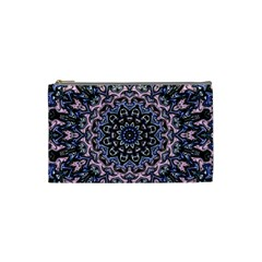 Background Kaleidoscope Abstract Cosmetic Bag (small) by Simbadda
