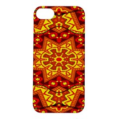 Kaleidoscope Mandala Recreation Apple Iphone 5s/ Se Hardshell Case