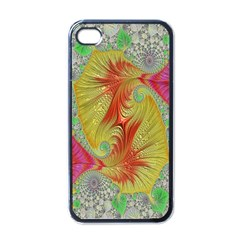 Fractal Artwork Fractal Artwork Apple Iphone 4 Case (black)