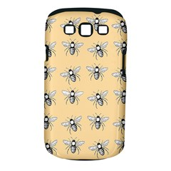 Pop Art  Bee Pattern Samsung Galaxy S Iii Classic Hardshell Case (pc+silicone)