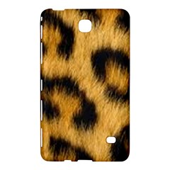 Animal Print Leopard Samsung Galaxy Tab 4 (8 ) Hardshell Case  by NSGLOBALDESIGNS2