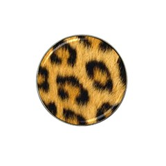 Animal Print Leopard Hat Clip Ball Marker (10 Pack) by NSGLOBALDESIGNS2