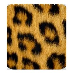 Animal Print Leopard Shower Curtain 66  X 72  (large)  by NSGLOBALDESIGNS2